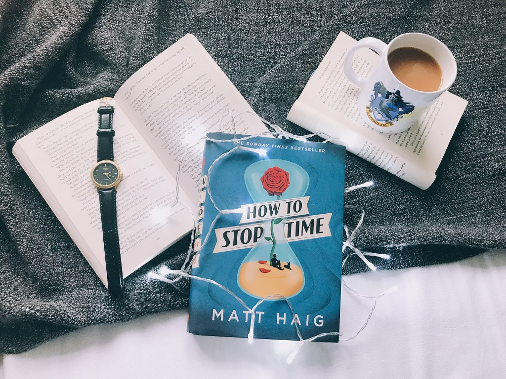 How To Stop Time by Matt Haig // Book Review