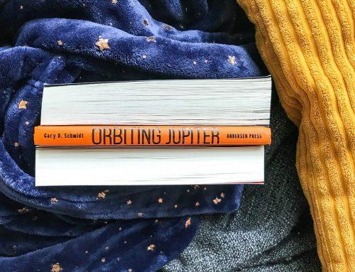 Orbiting Jupiter by Gary D Schmidt // Book Review