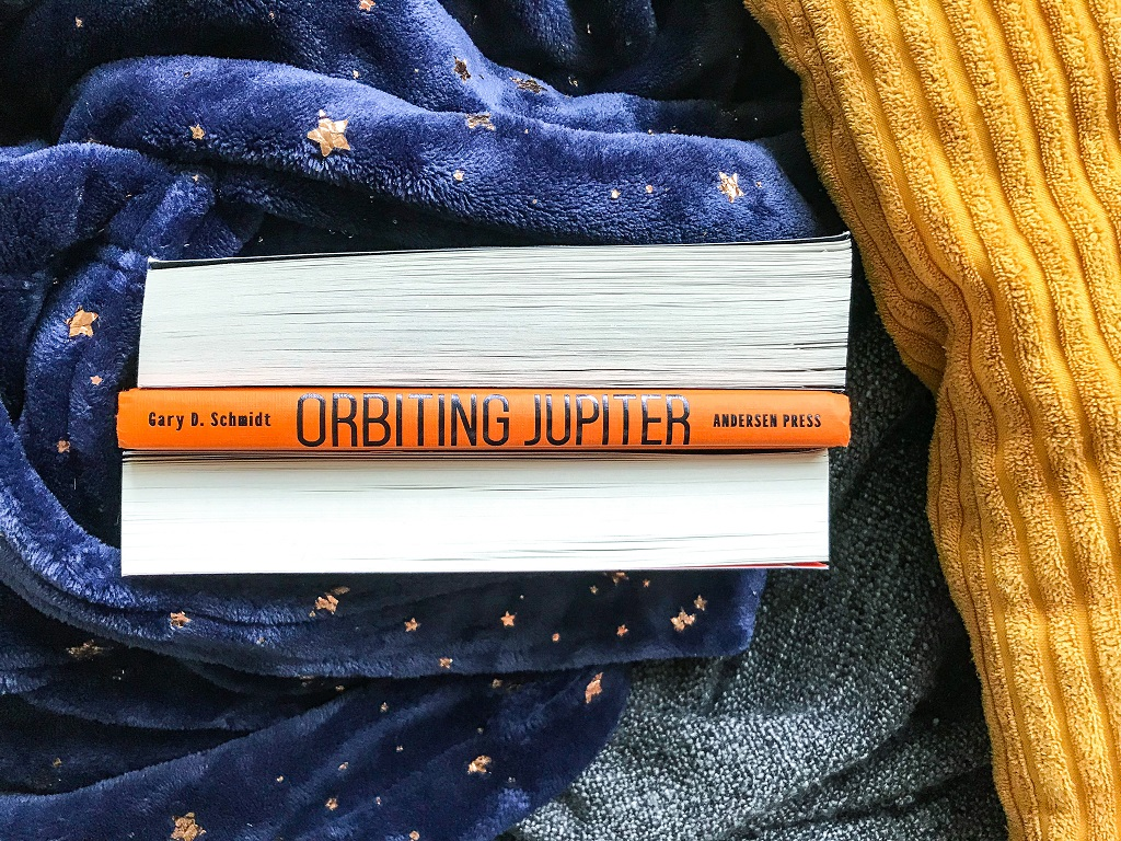 Orbiting Jupiter by Gary D Schmidt // Book Review