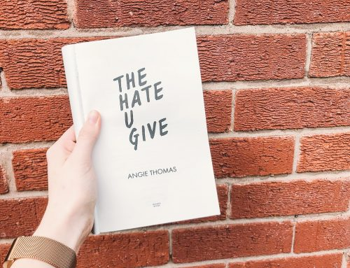 The Hate U Give by Angie Thomas // Book Review