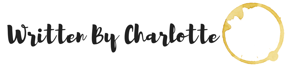 Written By Charlotte Logo