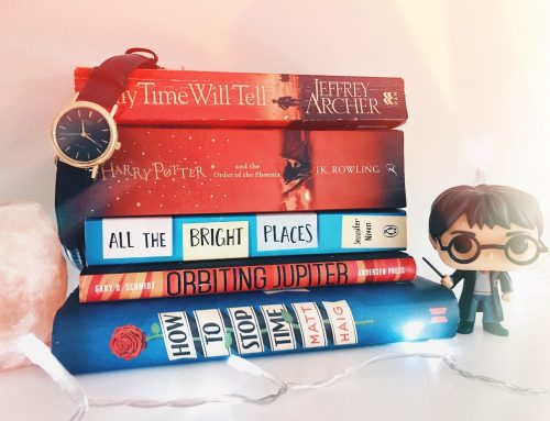 February Wrap Up // The Books I Read Last Month 13/60