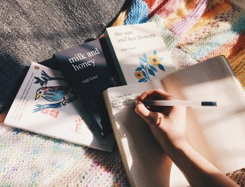 How I Write Poetry // Tips On How To Write Poetry
